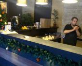 Capri Pizzéria Buda - Karácsonyi hangulat